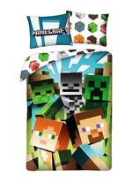 Minecraft Minecraft Duvet Cover