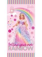Barbie Towel 70x140 Cotton