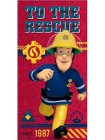 Brandweerman Sam Firefighter Sam Towel 70x140 cotton