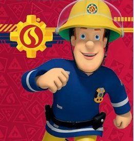 Brandweerman Sam Firefighter Sam Towel 70x140 cotton