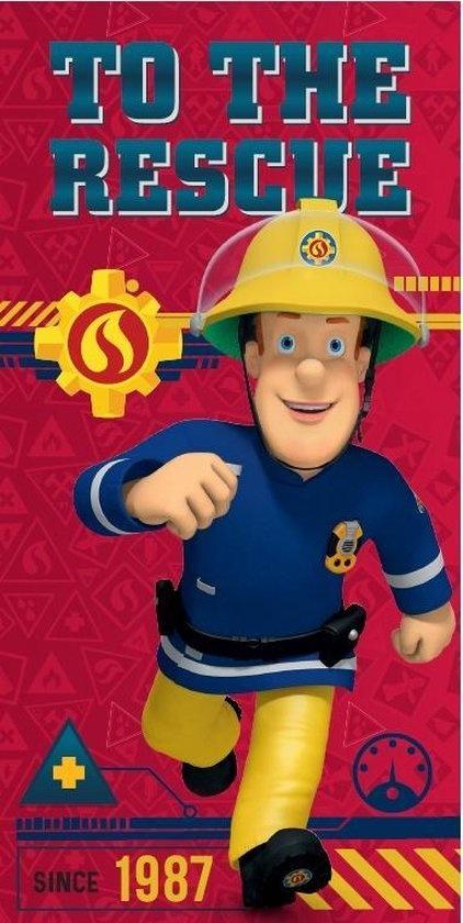 Brandweerman Sam Brandweerman Sam Handdoek