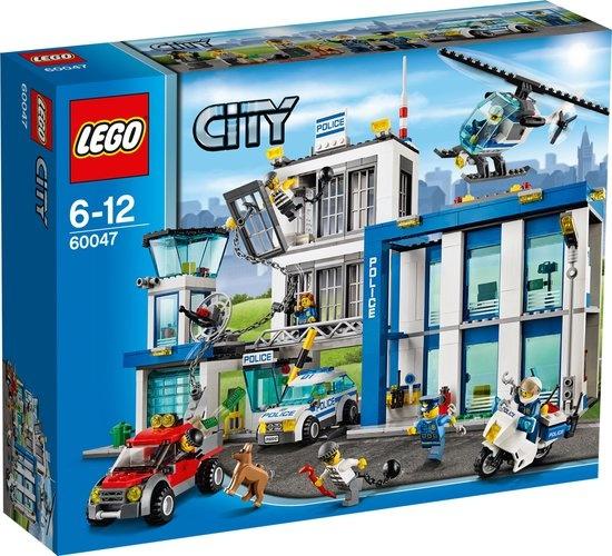 CharactersMania LEGO City Politiebureau 60047