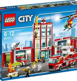 CharactersMania LEGO CITY 60110