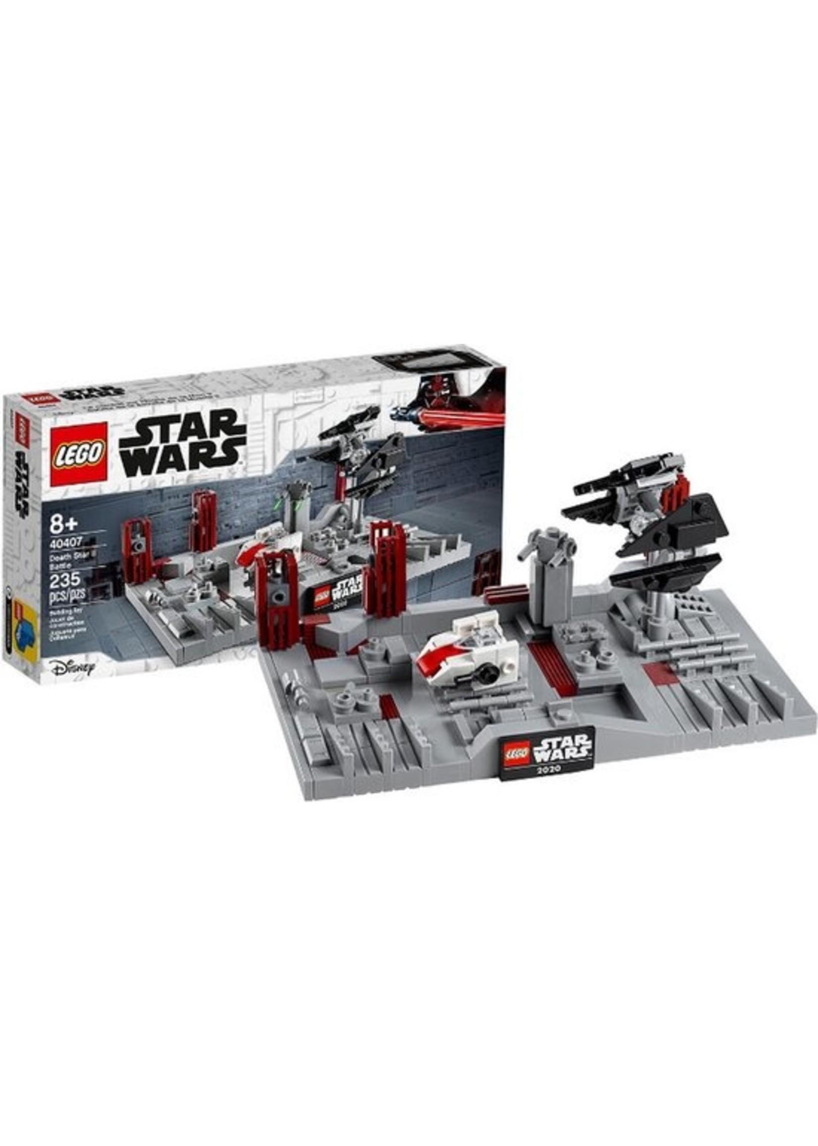 LEGO Star Wars Slag om de Death Star II 40407