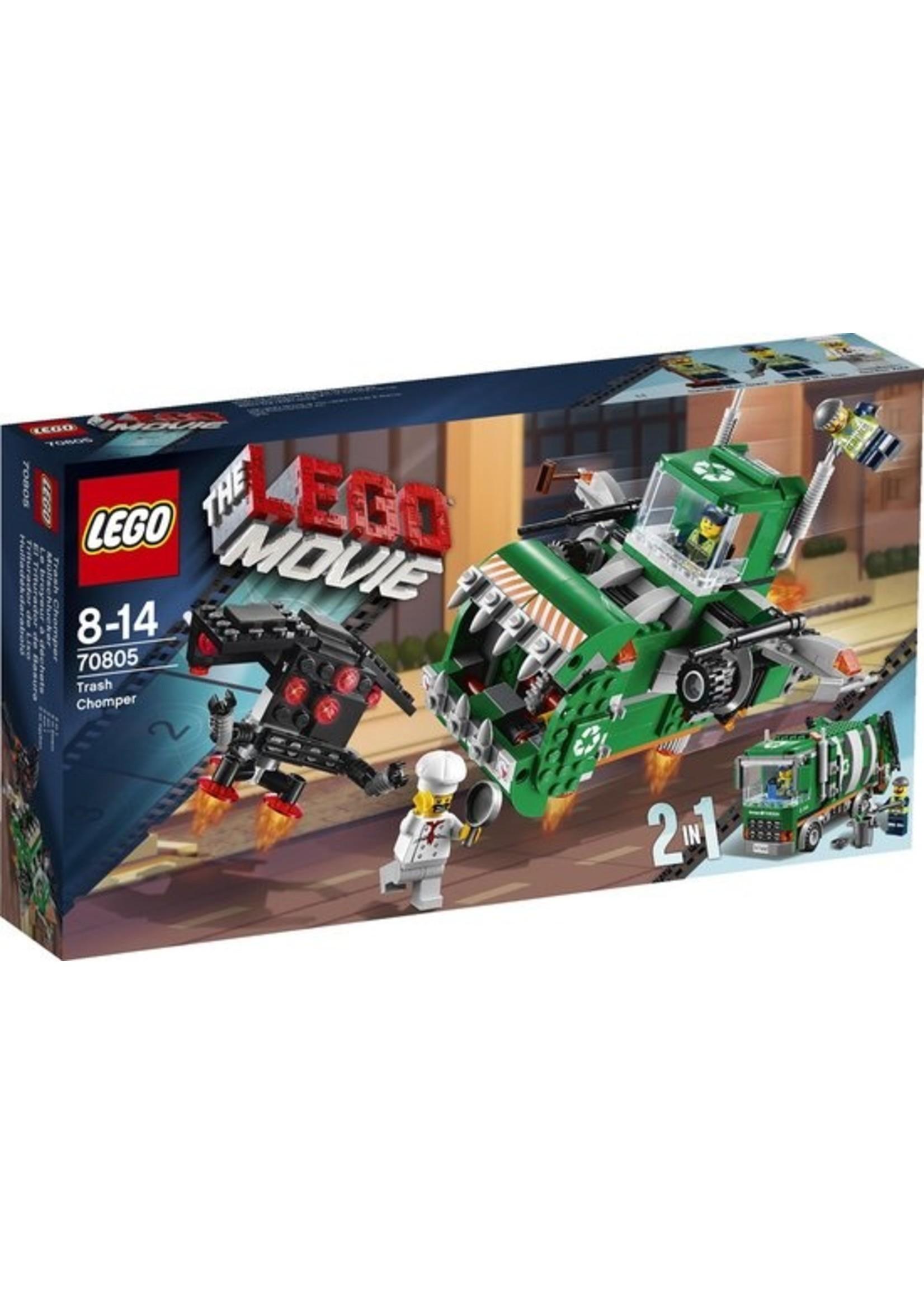 LEGO The Movie Afvalkraker 70805