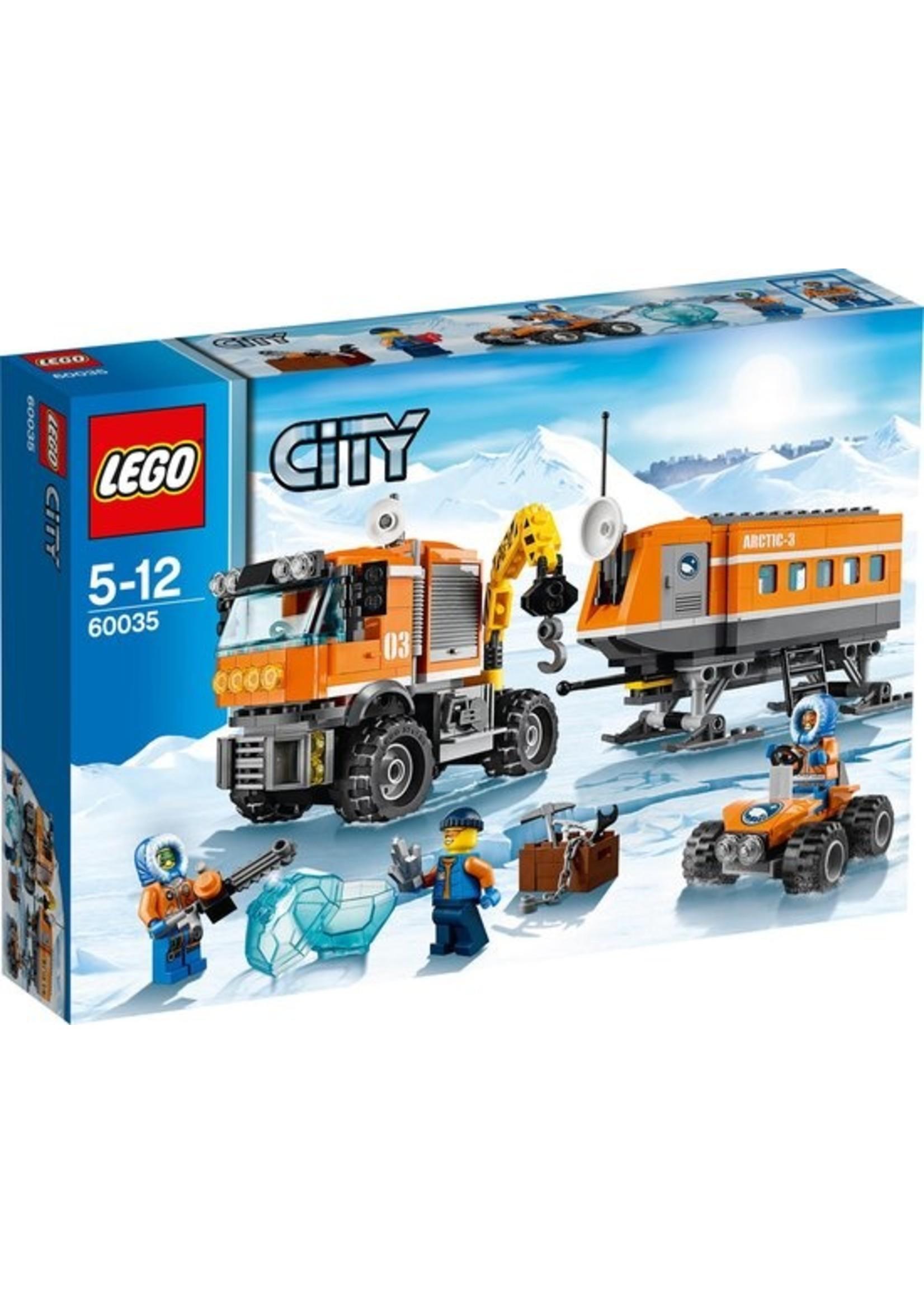 LEGO City Arctic Voorpost 60035