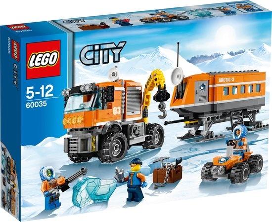 CharactersMania LEGO City Arctic Voorpost 60035