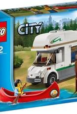 CharactersMania LEGO City Camper - 60057