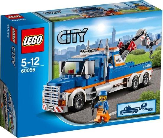 CharactersMania LEGO City Sleepwagen - 60056
