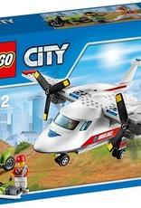 CharactersMania LEGO City Ambulancevliegtuig - 60116