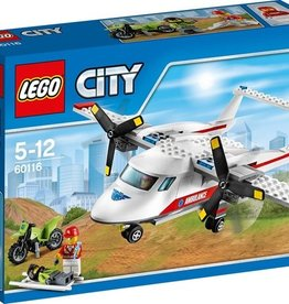 CharactersMania LEGO CITY 60116