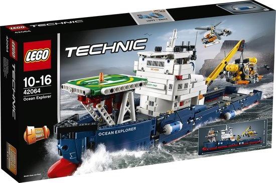 CharactersMania LEGO Technic Oceaanonderzoeker - 42064