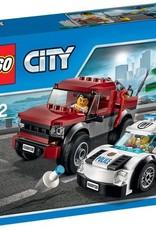 CharactersMania LEGO City Politieachtervolging - 60128
