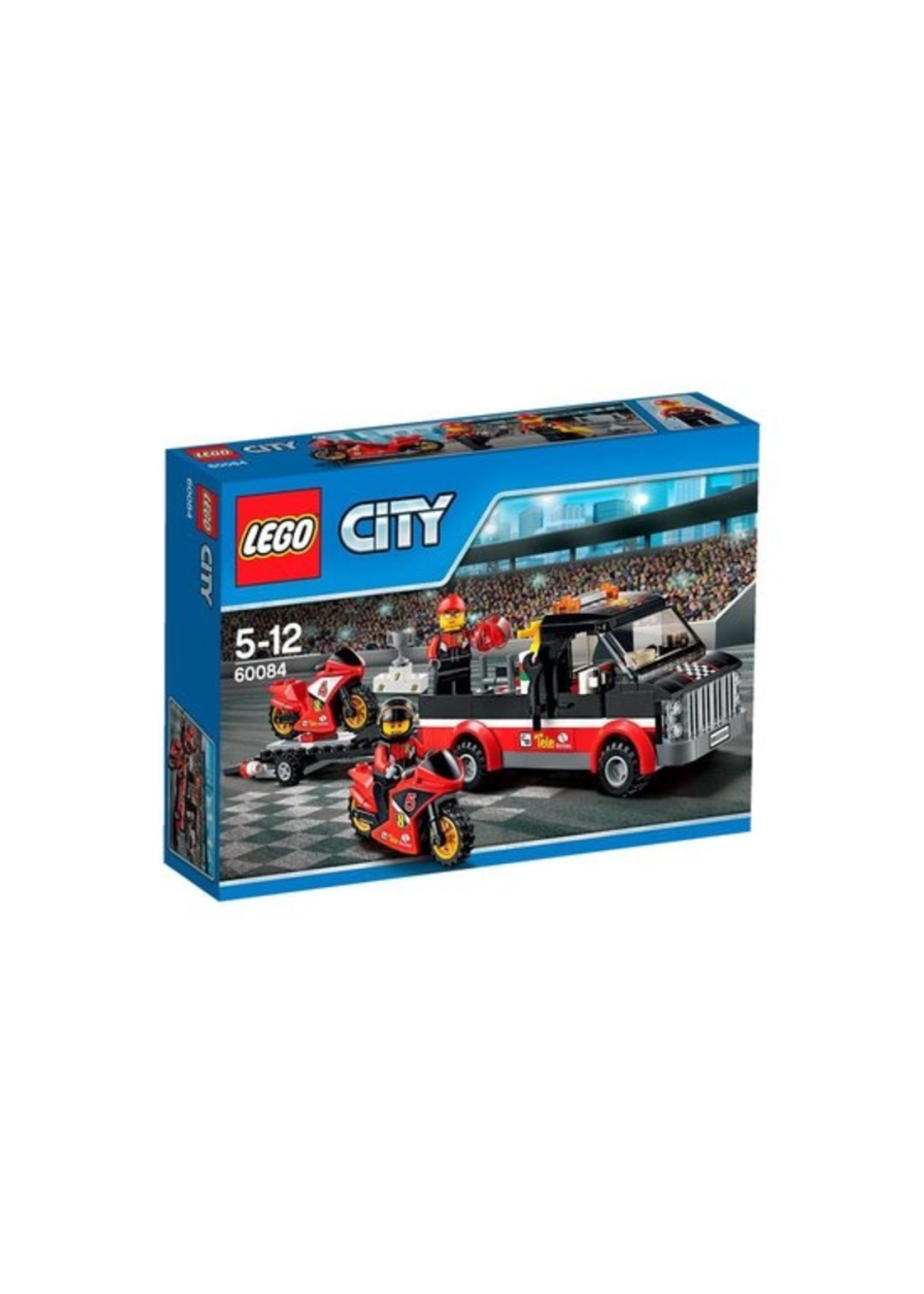 LEGO City Racemotor Transport - 60084
