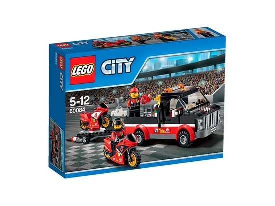 CharactersMania LEGO City Racemotor Transport - 60084