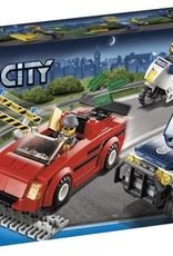 CharactersMania LEGO City Snelle Achtervolging - 60007