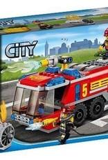 CharactersMania LEGO City Luchthaven Brandweerwagen - 60061
