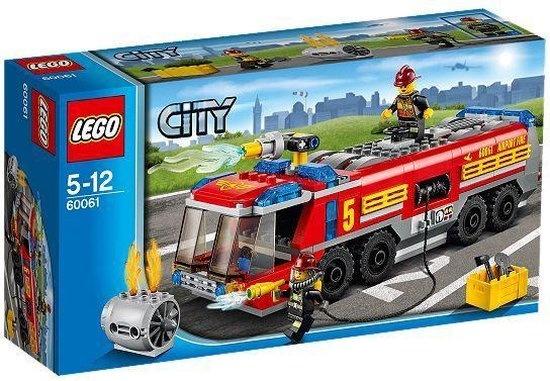 CharactersMania LEGO City Vulkaan Onderzoekstruck - 60121