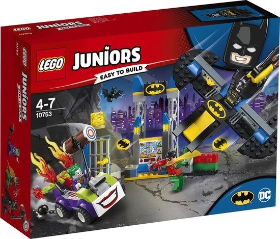 CharactersMania LEGO Juniors The Joker Batgrot Aanval - 10753