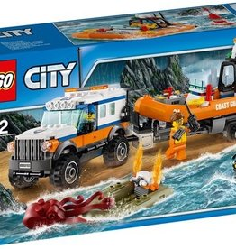 CharactersMania LEGO CITY 60165