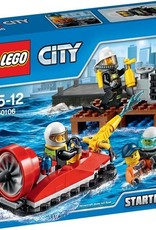 CharactersMania LEGO City Brandweer Starter Set - 60106