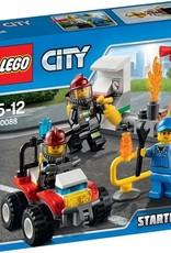 CharactersMania LEGO City Brandweer Startset - 60088