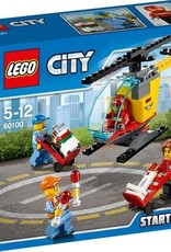 CharactersMania LEGO City Vliegveld Starter Set - 60100