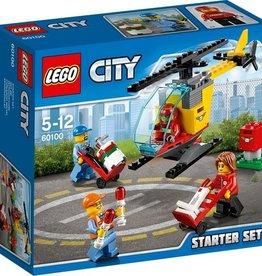 CharactersMania LEGO CITY 60100