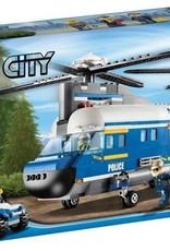 CharactersMania LEGO City Vrachthelikopter - 4439
