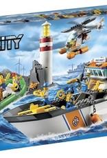 CharactersMania LEGO City Kustwacht Patrouille - 60014