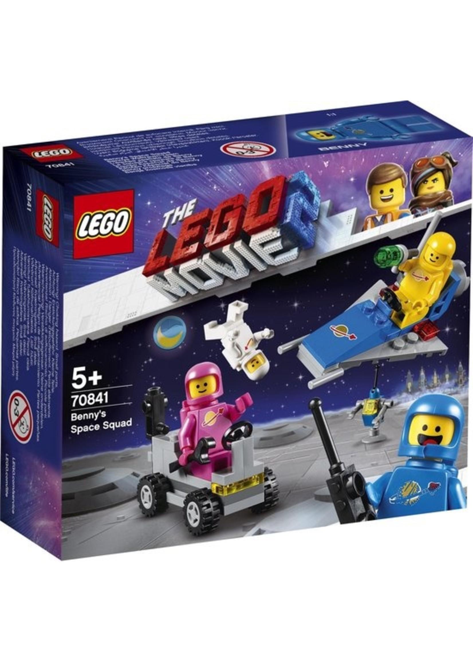 LEGO The Movie 2 Benny's Ruimteteam - 70841