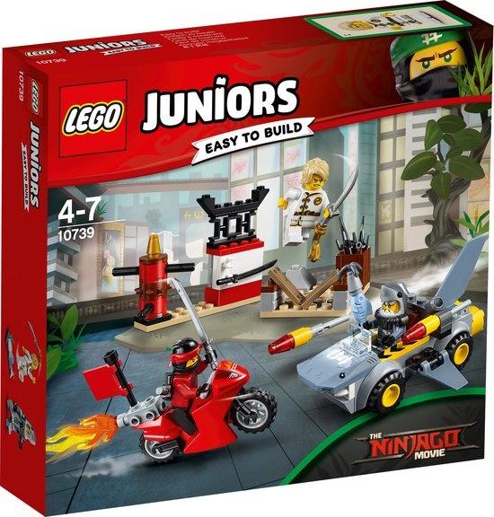 CharactersMania LEGO Juniors NINJAGO Movie Haaienaanval - 10739