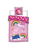 Peppa Pig Peppa Pig Junior Duvet Cover Set Sleep Tight -