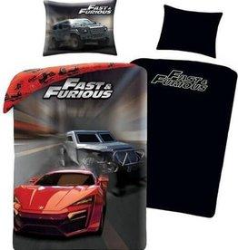 Fast Furious Fast Furious Duvet Set - Copy