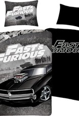 Fast Furious Fast & Furious Dekbedovertrek Glow in the Dark