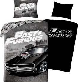Fast Furious Fast Furious Duvet Set  Glow in the Dark
