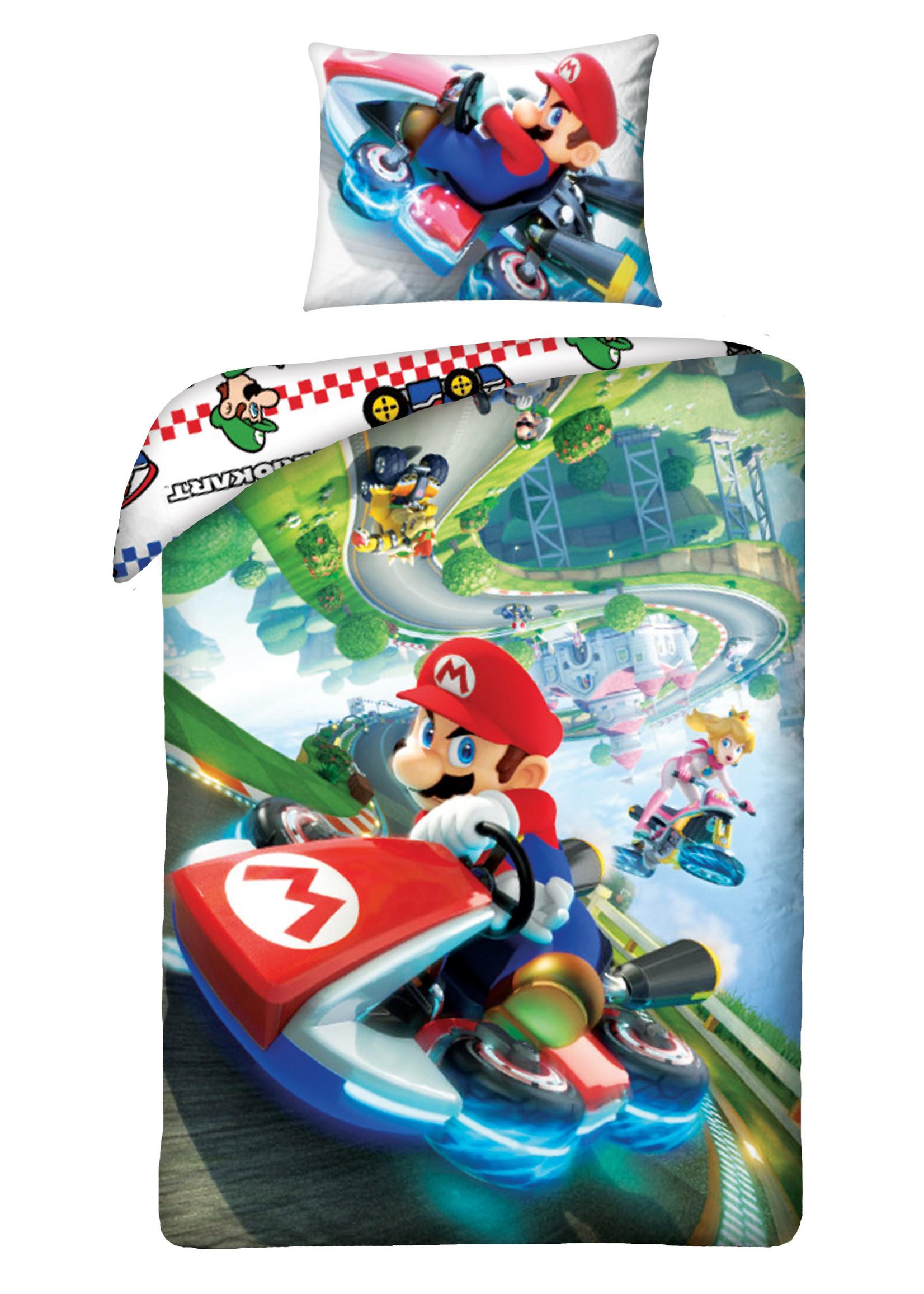 Nintendo Super Mario Dekbedovertrek 140x200