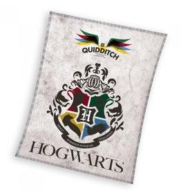 Harry Potter Fleece Plaid Deken130x170 Groot - Copy