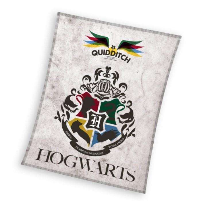 Harry Potter Fleece Plaid Deken 130x170 Groot - Copy