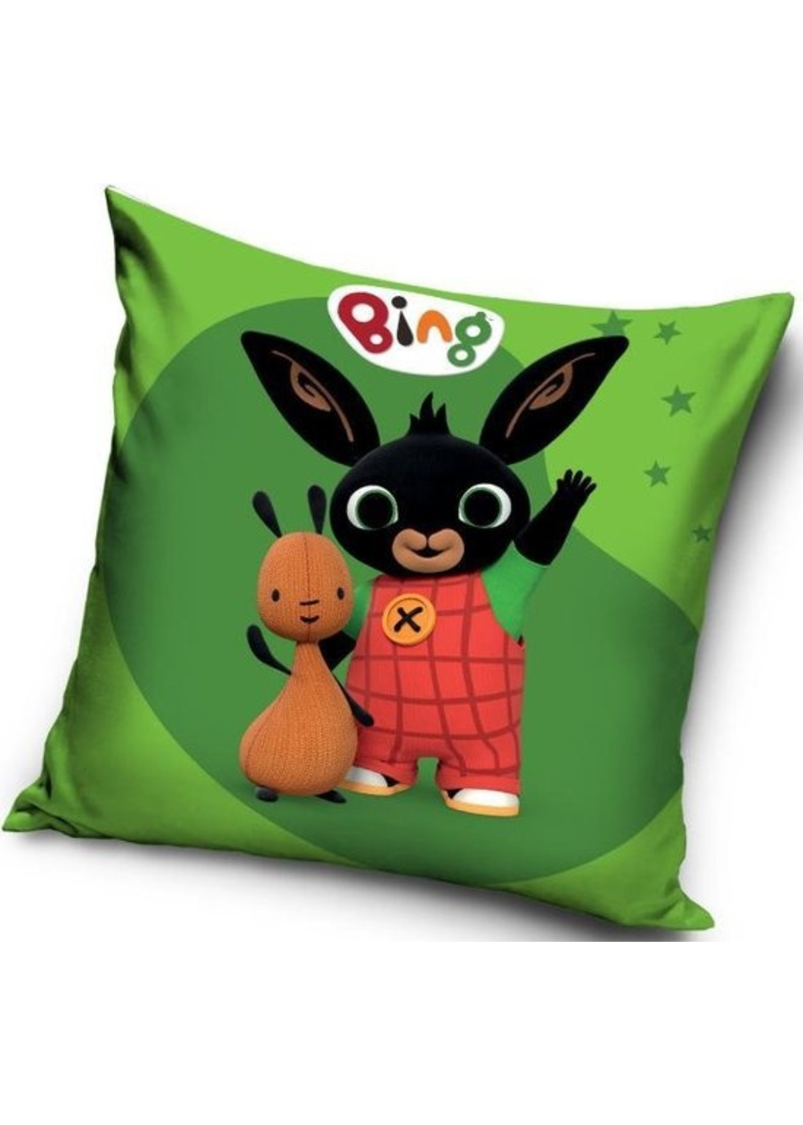 Bing Bunny - Sierkussen Kussen 40 x 40 cm inclusief vulling