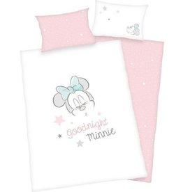 Disney Minnie Mouse  Junior Dekbedovertrek 100x135 BioKatoen