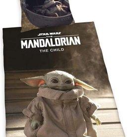 Star Wars Baby Yoda Mandalorian Duvet 140x200 Cotton
