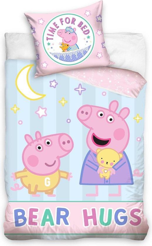 Peppa Pig Peppa Pig Junior Dekbedovertrek 100x135