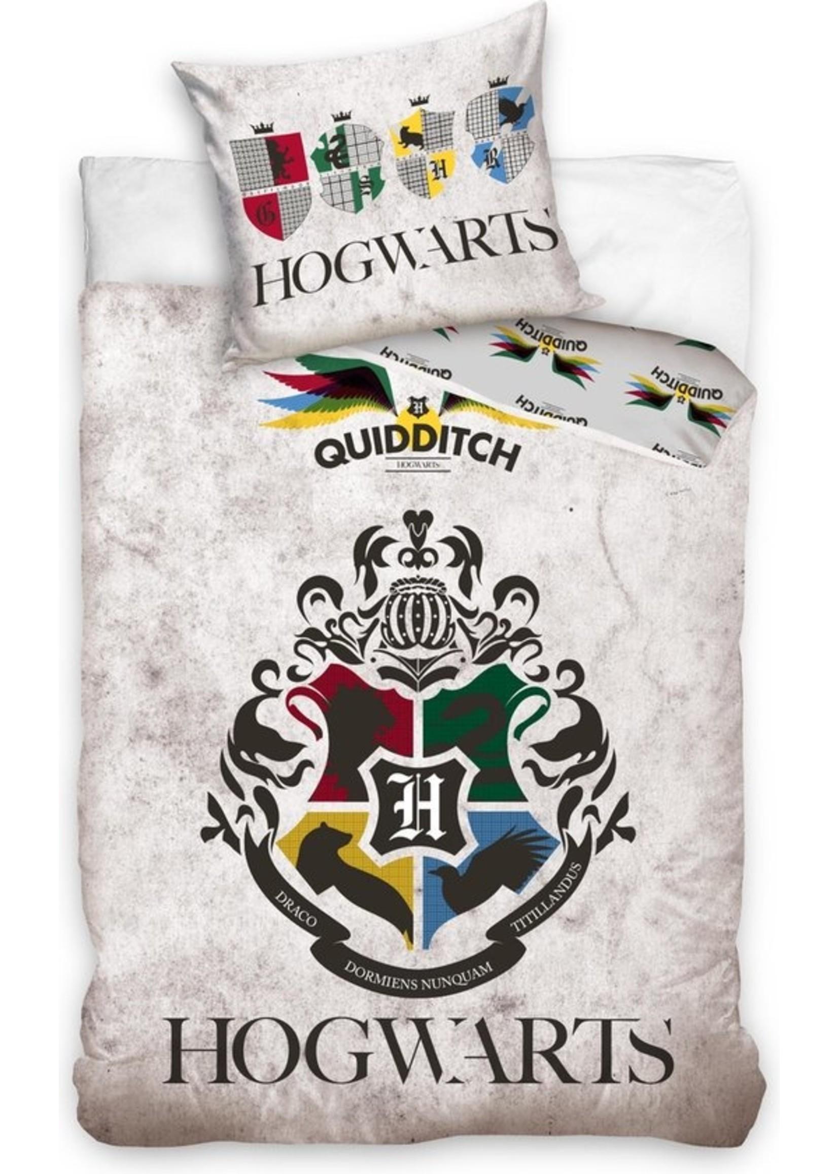 Harry Potter Dekbedovertrek 140x200cm Katoen  - Copy
