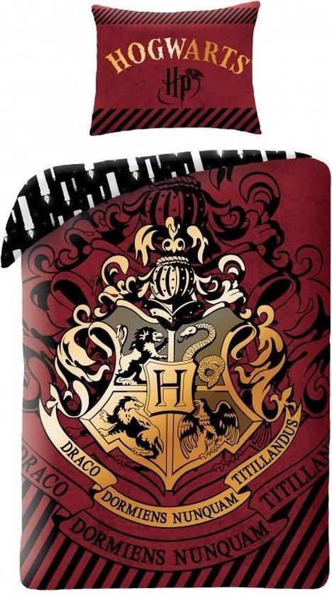 Harry Potter Dekbedovertrek 140x200cm Katoen