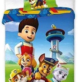 Nickelodeon Paw Patrol  Paw Patrol Junior Dekbedovertrek 100x135cm