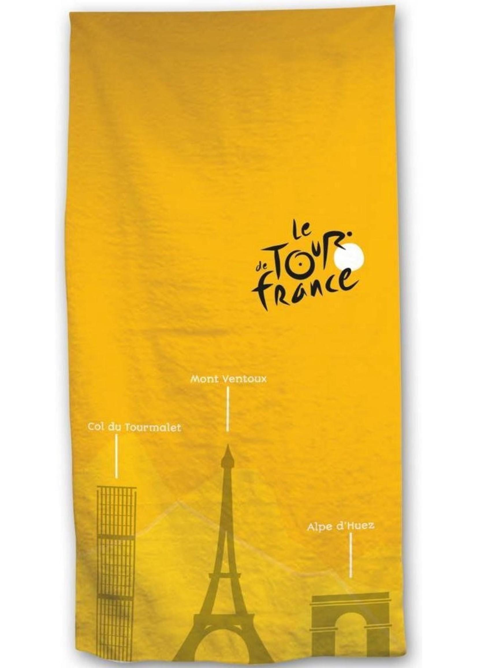 Tour de France Handdoek 70 x 140 cm