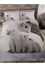 Ijsbeer Polar Bear Dekbedovertrek