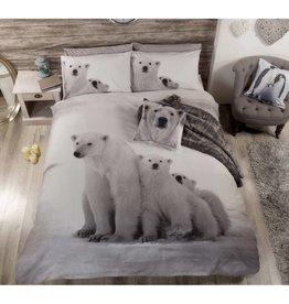 Ijsbeer Polar Beer Dekbedovertrek