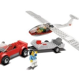 Lego City 4442 Virgin Atlantic Exclusive Set